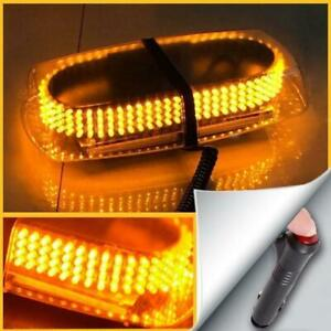 NEW 240 LED AMBER STROBE 12V MAGNETIC STROBE SL240 Regina Regina Area Preview