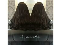 Luxury Russian Hair Extensions & Hair Replacement Systems