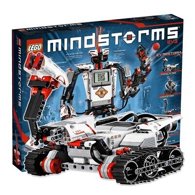 LEGO Mindstorms EV3 COMPLETE SET W/ INSTRUCTIONS- BARELY USED