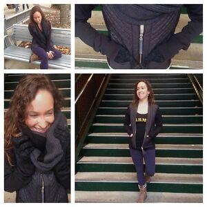 Lululemon Cardigan & Again Jacket! New