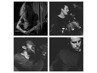 New bass player needed - The Crying Skies - North London