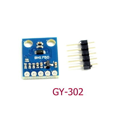 1pcs Bh1750fvi Gy-302 Digital Light Intensity Sensor Module 3v-5v For Arduino
