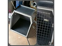 Trans K9 B16ss dog transit cage