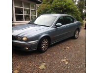 2002 JAGUAR X,/.TYPE 2.0 AUTOMATIC M,O,T 28 /03 /2017 95K, CHEAP TRADE IN CAR £599