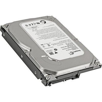 Seagate 3,5 Zoll SATA PC Festplatte 80GB 160GB 250GB 320GB 500GB 750GB 1000GB Wi