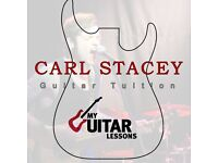 Private Guitar Lessons by Professional Guitarist in Tyne & Wear!