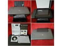 HP Deskjet All-in-one printer scanner & copier