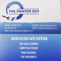 The Painter Guy, Painting Services...