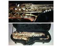 Alto Saxophone Creston