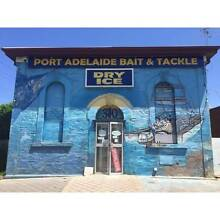 NEW FISHING TACKLE STORE OPENING!! PORT ADELAIDE BAIT AND TACKLE Port Adelaide Port Adelaide Area Preview