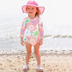 Baby toddler girl swimsuit rashie Sz 18mnths BNWT Bexley North Rockdale Area Preview