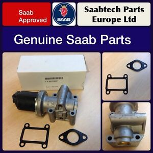 SAAB-GENUINO-9-5-2006-2010-DTH-150-BHP-VALVULA-EGR-NUEVO-55215031