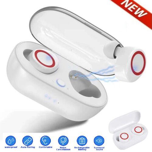 Wireless Bluetooth Earphone Earbuds headset In-Ear Headphones With Charging Case