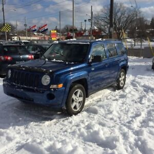 2010 Jeep Patriot PRE-OWNED CERTIFIED- 4X4 BRAND NEW SET OF TIRE