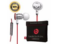 Genuine Monster Beats Audio by Dr Dre urBEATS In Ear Headphones Earphones Free Post SALE