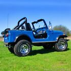 Jeep CJ-7 5.0 V8 Test