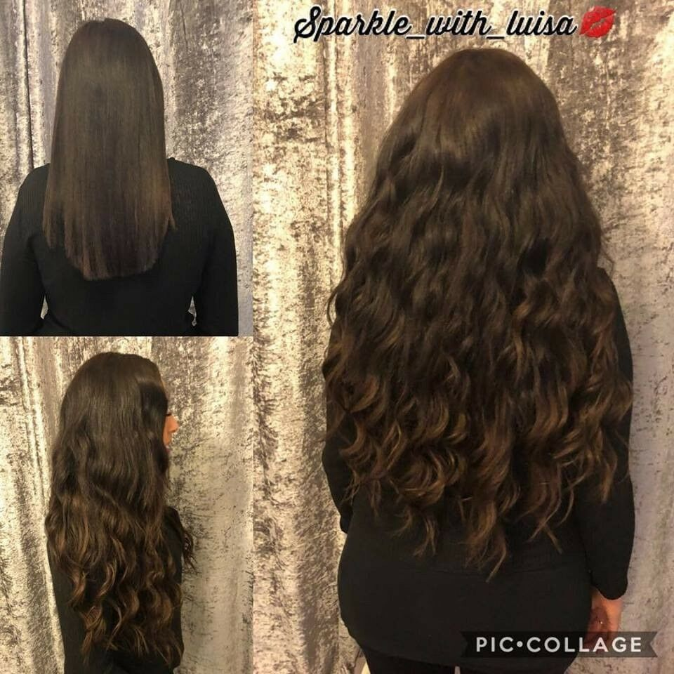 Doublesingle Bonded Micro Ring Hair Extensions Russian Brazilian