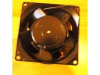 NEW SF23080AT2082HS Fan: AC; SUNON SF23080AT2082HSL.GN; 230VAC;