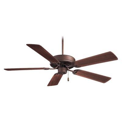 Oil Rubbed Bronze Contractor 5-Blade 52