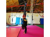 Handstand Tuition - Learn how to handstand, no matter what your level