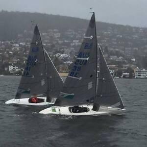 2.4mR Yacht AUS12 - Southern Cross Kensington Melbourne City Preview