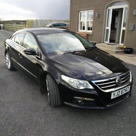 Black leather interior Volkswagen Passat CC GT genuine reason for selling £7950 ono