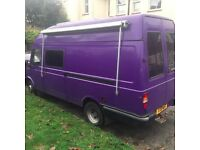 LDV Campervan full conversion, solar power, full oven, low mileage