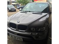BMW X5 AUTO SPORT DIESEL VERY GOOD CONDITION AND CHEAPER PRICE