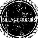 Billy's Bargains