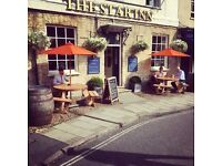 Front of house / waiting staff - full & part time, excellent rate of pay plus tips