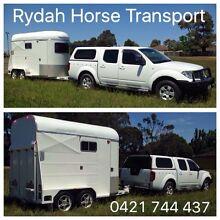Rydah Horse Transport & Float Hire Cranbourne Casey Area Preview