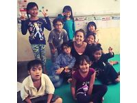 NANNY AVAILABLE - young, professional teacher experienced in childcare