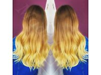 HAIR EXTENSION EXPERTS ***30% DISCOUNT when you book bank holiday weekend r*** Nano rings