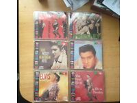 ALL ELVIS 6 EPS CDS FOR SALE