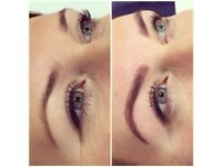 Reduced permanent make up treatments. I have 7 years experience and need to replace lost photographs