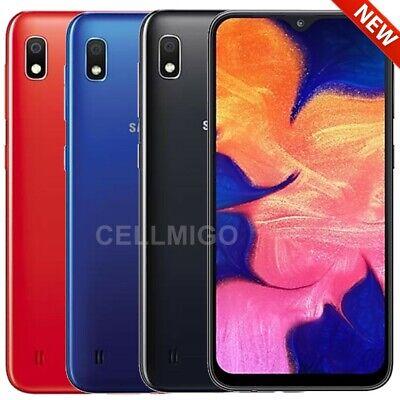 """Samsung Galaxy A10 (32GB + 32GB SD) 6.2"""" Dual SIM 4G LTE GSM Factory Unlocked"""