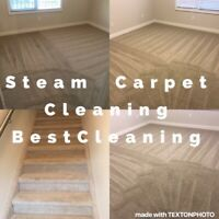 Carpet and Upholstery cleaning.