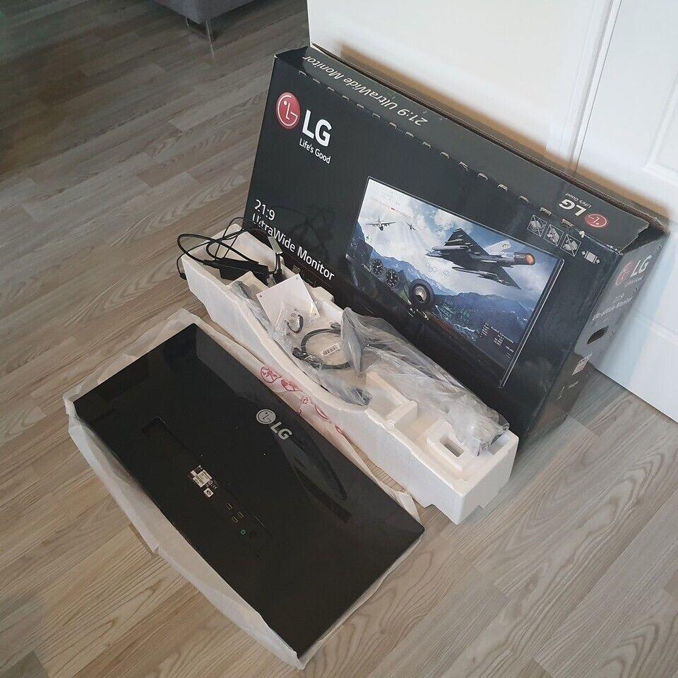 LG Ultrawide 34