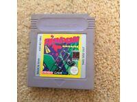 Gameboy Game - Pinball Dreams