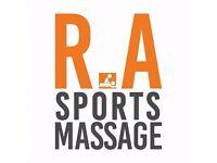 R.A Sports Massage