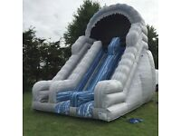 Roaring River 26' Inflatable Slide