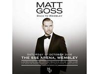 Matt Goss (Bros) Back to Wembley