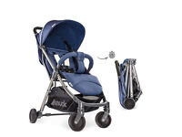 NEW IN BX HAUCK SWIFT LIGHTWEIGHT AND COMPACT BUGGY PRAM PUSHCHAIR FOR TRAVEL £65