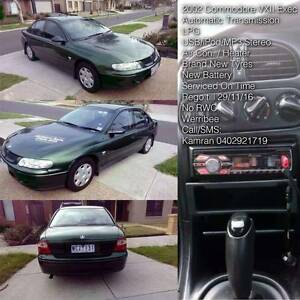 URGENT! 2002 LPG/Gas Dual Fuel Holden Commodore (Registered) Werribee Wyndham Area Preview