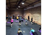 Personal Training - Studio to rent