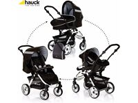 Hauck Apollo All-in-One Travel System - Night