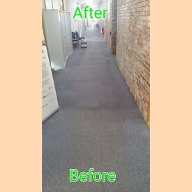 Commercial and Domestic Carpet Cleaning
