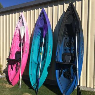 Seabreeze Kayaks