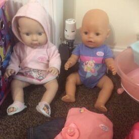 Baby dolls & accessories