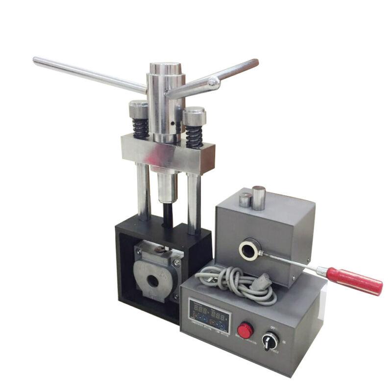 400W Flexible Dental Denture Injection Unit composed Heater & Hot Press Machine